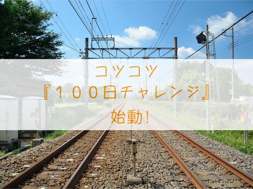 コツコツ100日チャレンジ.001