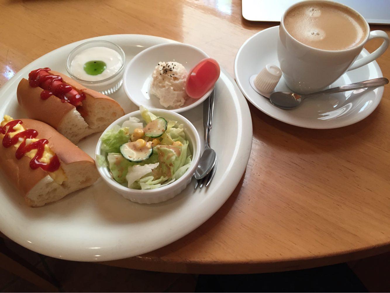 カフェ 轍 -岐阜羽島駅前で朝7時からモーニングが堪能できる居心地がいいカフェ♪【岐阜 モーニング巡り2軒目】