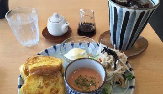 岐阜・羽島で人気のg'n cafe (ジーンカフェ)でフレンチトーストのモーニングプレートを堪能!【岐阜モーニング巡り3軒目】
