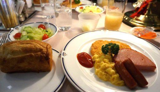 北斗星の食堂車「グランシャリオ」で北海道の雄大な景色を眺めながら食べる朝食が最高すぎた♪【日本一周鉄道旅行記その4】