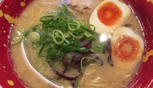 福岡 「ららららーめん」福重店 ー 王道のあっさりとんこつラーメンが食べられるお店♪極細麺とスープが絡み合ってうまい!