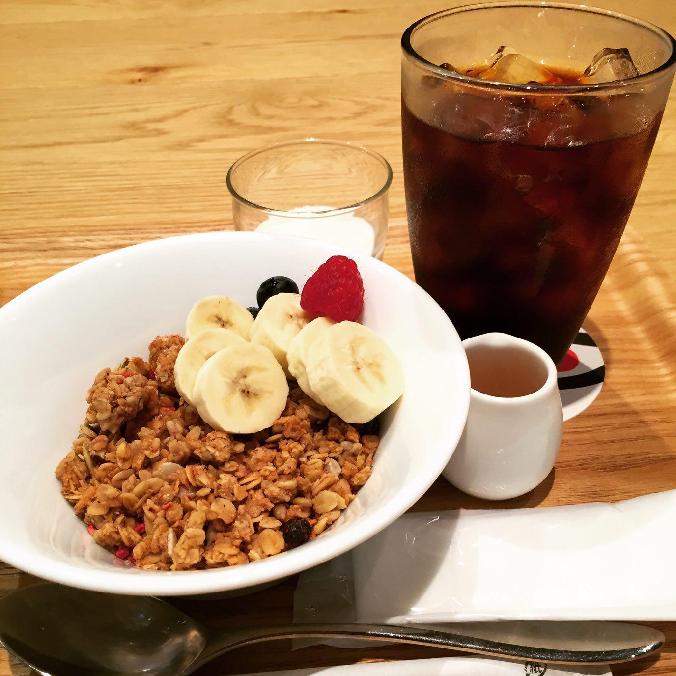 CAFE LEXCEL 桜木町 グラノーラ