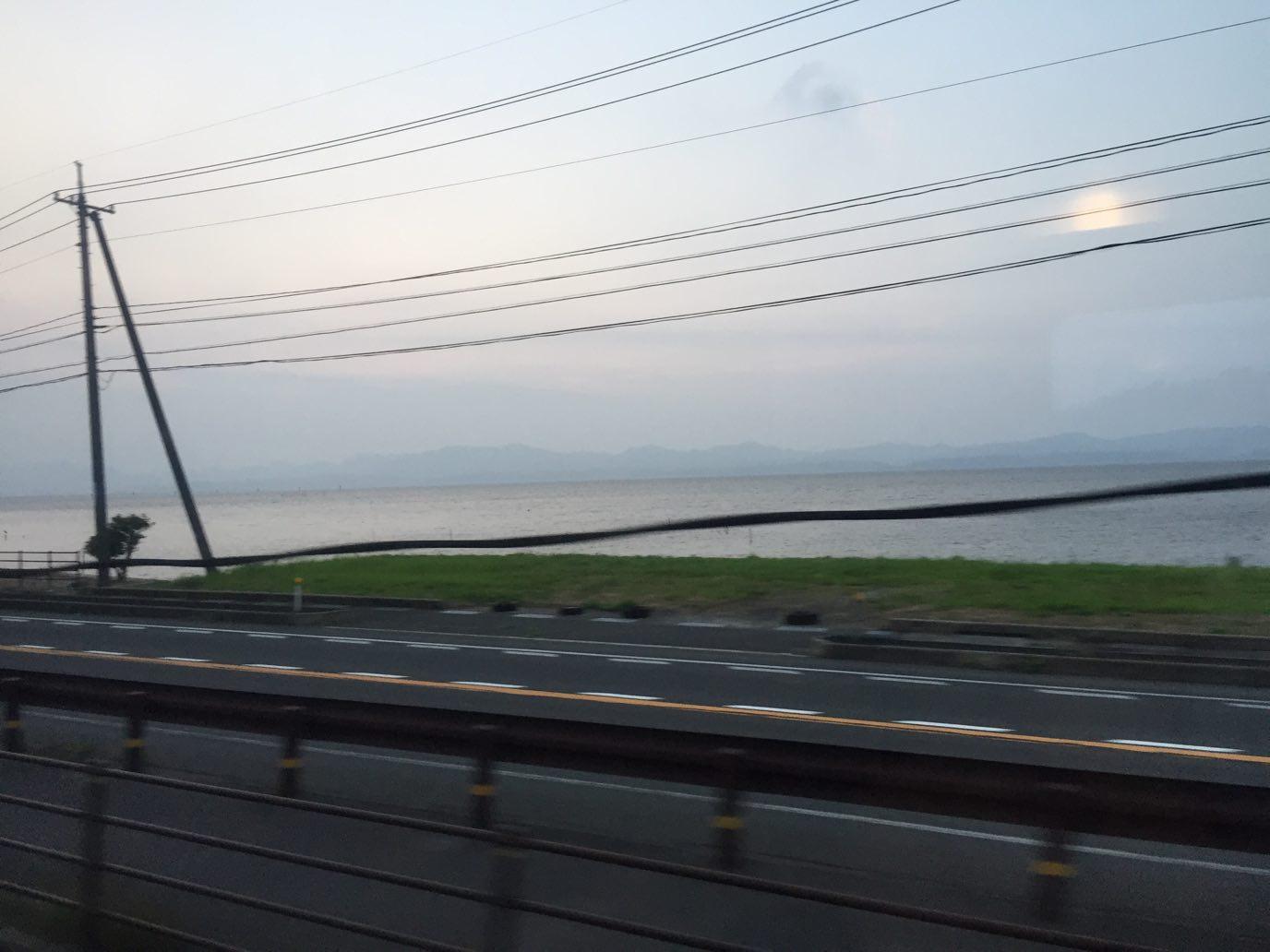 サンライズ出雲 宍道湖