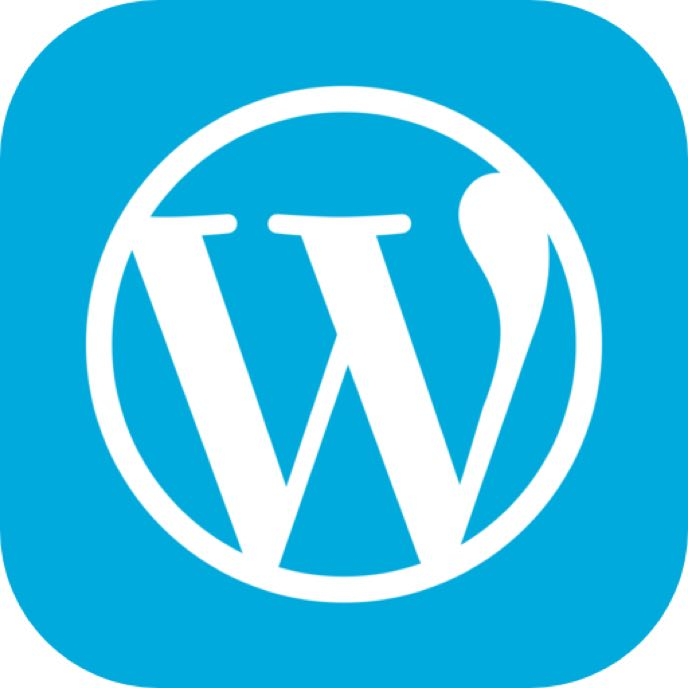 iPhone WordPress
