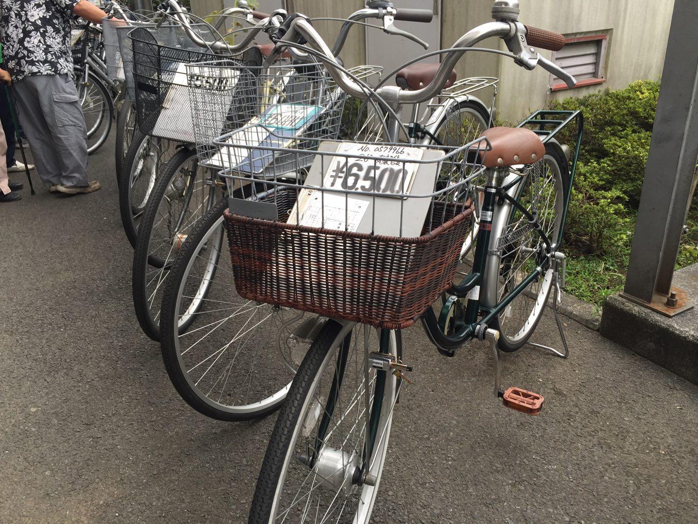 相模原市で中古自転車を買うならシルバー人材センターへ!月一で行われている放置自転車の抽選販売に参加してみた♪