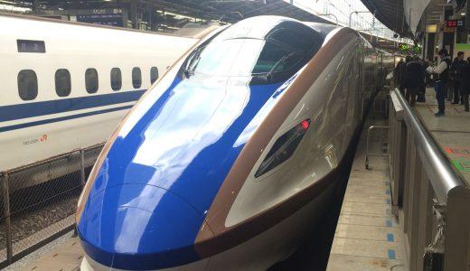 JR東日本の新幹線チケットレスサービス「モバイルSuica特急券」の使い方まとめ!iPhoneでも使える!「かがやき」や「はやぶさ」でも自由席料金以下の値段で乗れるぞ!
