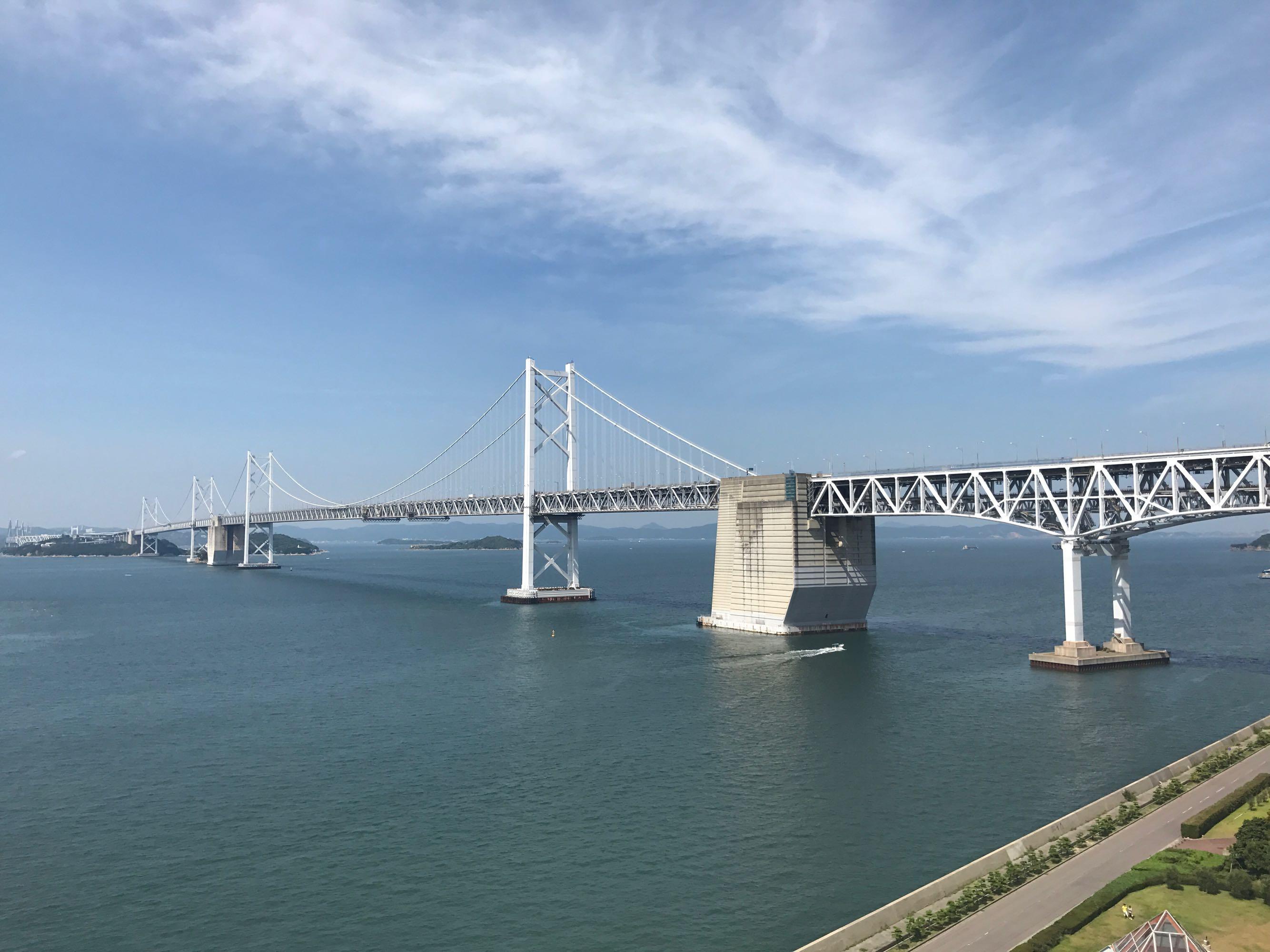 瀬戸大橋を一望!瀬戸大橋記念公園は香川観光やデートにオススメ!【2017年8月高知・高松旅行記その7】