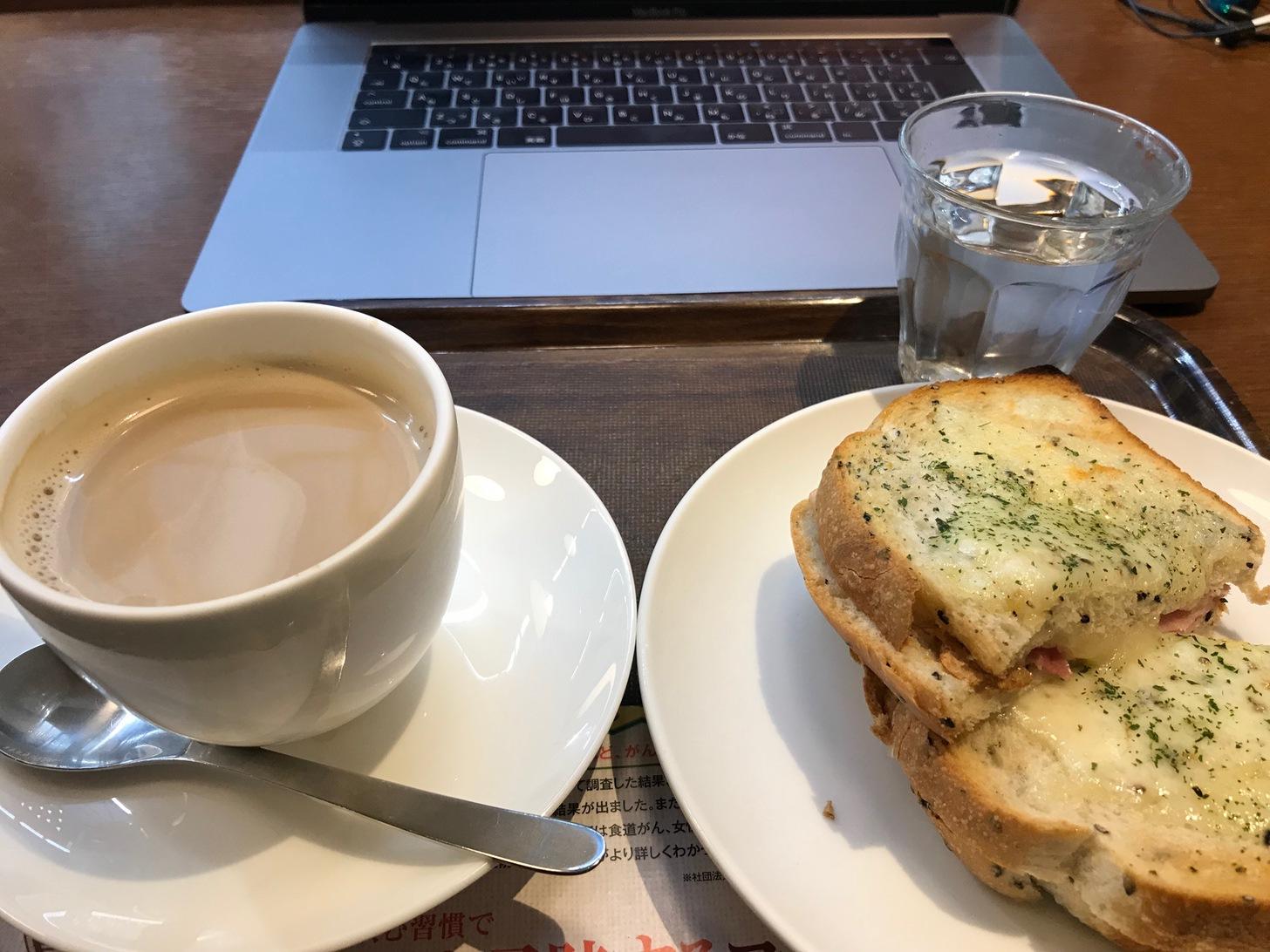 朝出勤前のブログ執筆時間の確保が課題【ぶっちーの日常】