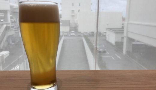 【JGC修行2018】那覇空港サクララウンジ利用記♪混雑していることが多いが保安検査場通過後に利用可能!ビールが病みつきになります。