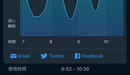 やはり睡眠時間のデッドライン守ることは最優先事項かもしれない。仮眠時間が足りず撃沈した1日【ぶっちーの日常】