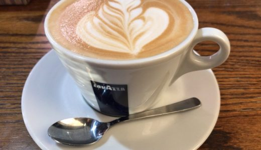 【北谷町カフェ】COFFEE CASA(コーヒーカーサー)で朝7時から美味しいラテモーニングを堪能♪♪