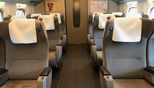 新幹線グリーン車に乗って大阪へ移動したりB塾レベル2を受講してブログについて熱く学んだ1日【ぶっちーの日常】