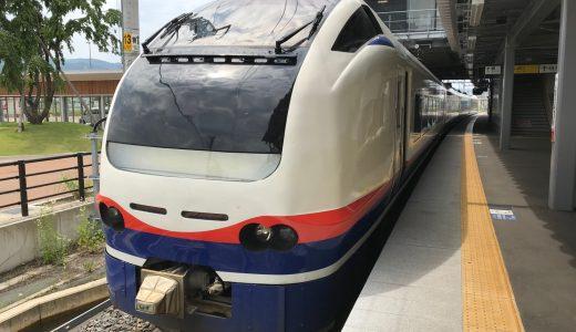 東京発!一筆書きで信州・新潟をぐるっと一周する鉄道乗り尽くしの旅に行ってきた!