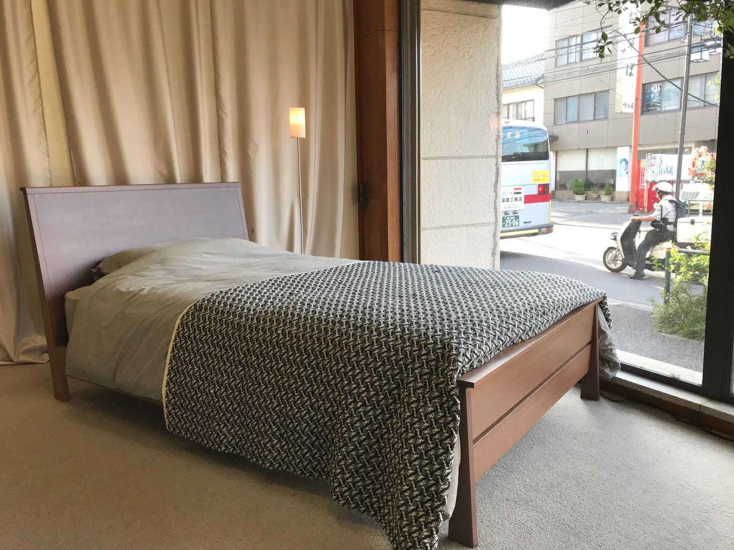 日本ベッド ショールーム