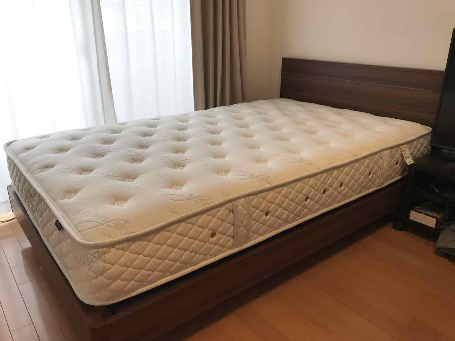 日本ベッド シルキーシフォン